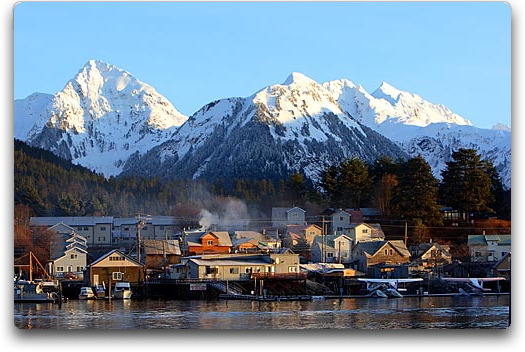 sitka mountains