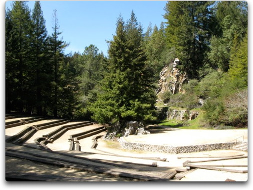 ucsc outdoor amphitheater