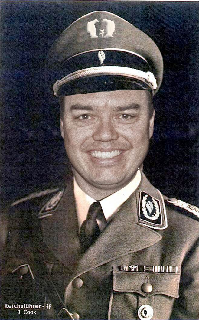Cook as Nazi from the SkS forum