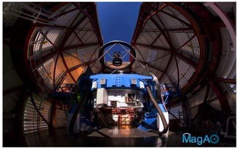 MAGAO_telescope