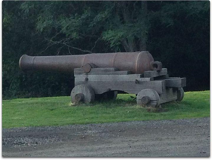 chillingham cannon