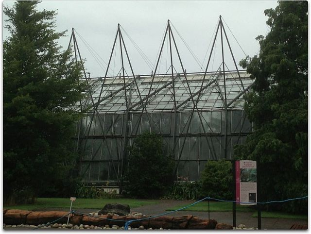 edinburgh new greenhouse
