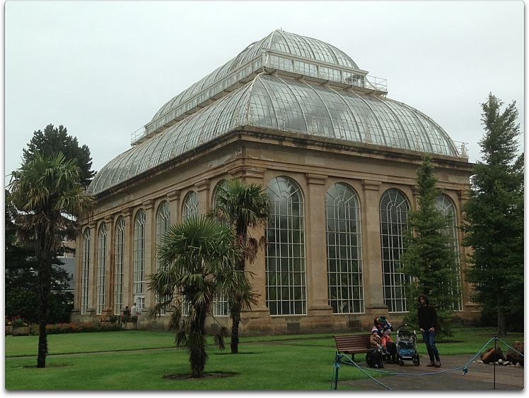 edinburgh old greenhouse