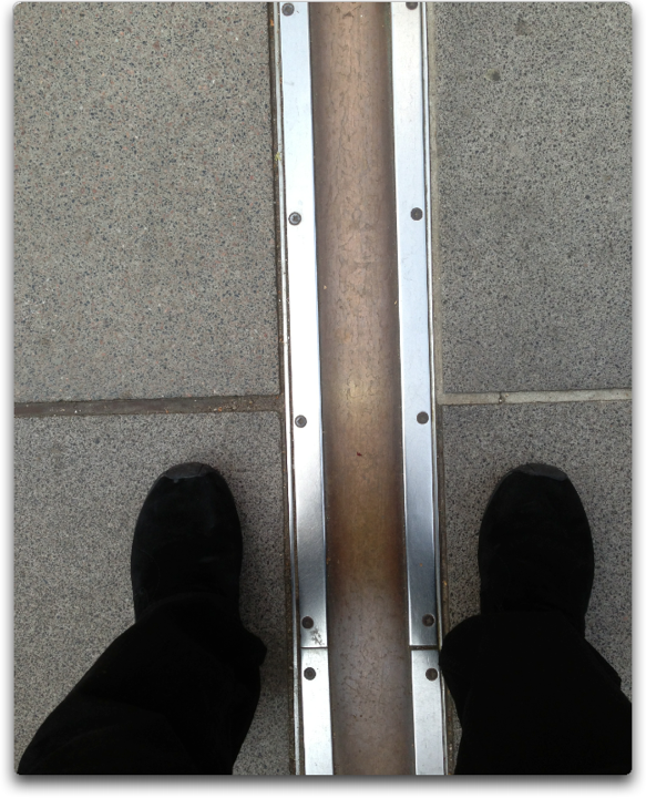 prime meridian greenwich my feet