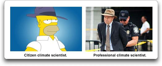 roy spencer homer simpson climate scientist