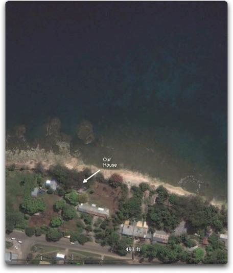 ge honiara house