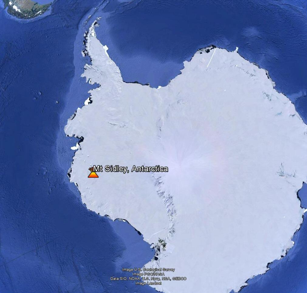 west antarctic ice