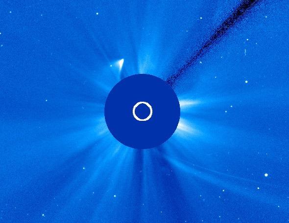 SOHO_ISON_post_perihelion