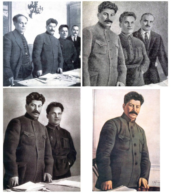 Image result for stalin staff progressive vanishing pictures