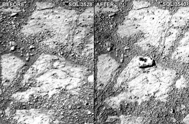 NASA-Discovers-Mysterious-Rock-on-Mars