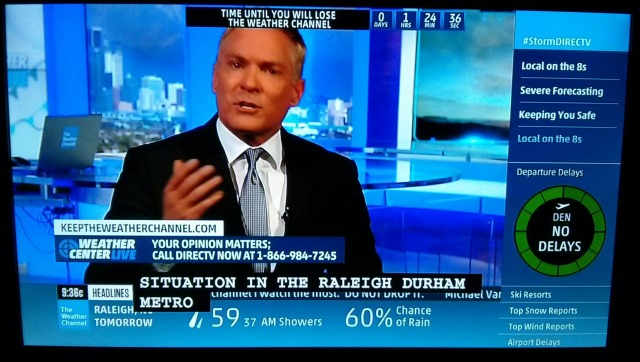 The explosion of 'weather channels' – now there's 3 | Watts
