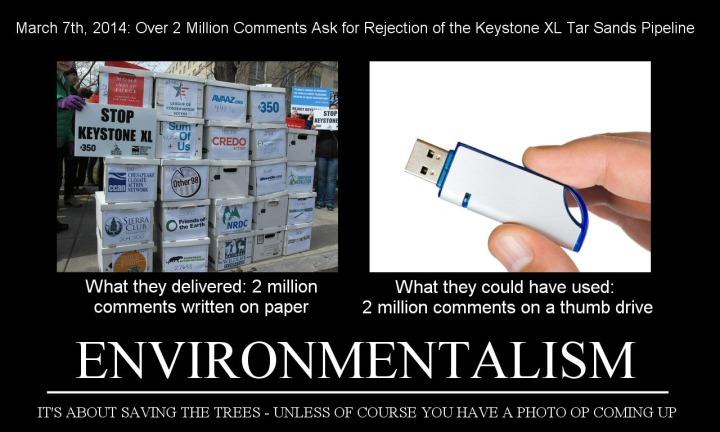 Environmentalism-KXL