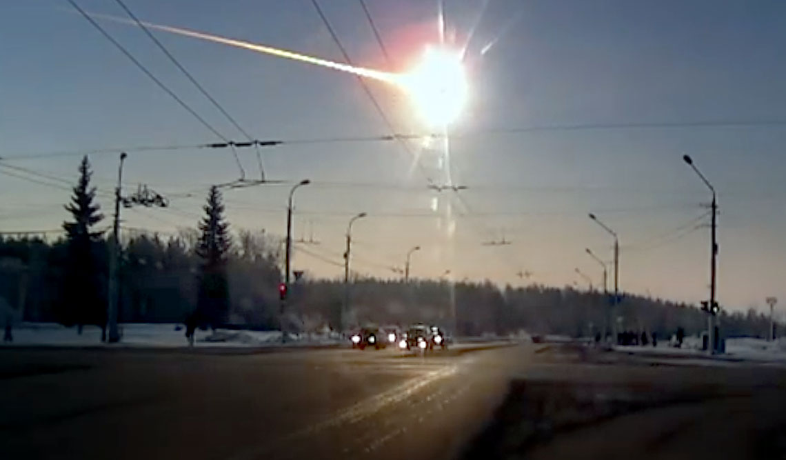 asteroid that hit russia 2017 - photo #16