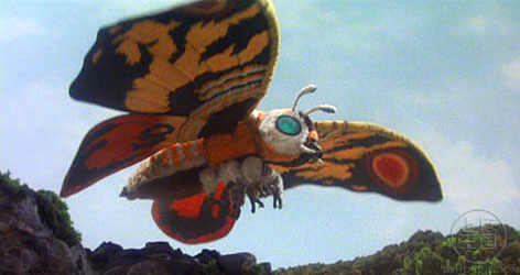 Mothra - courtesy Wikizilla