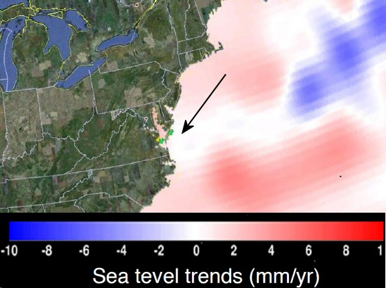 Altimetry_SLR_chesapeake_bay