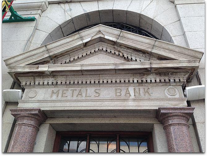 butte bank