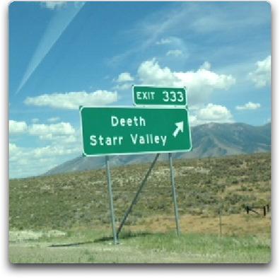 death star valley