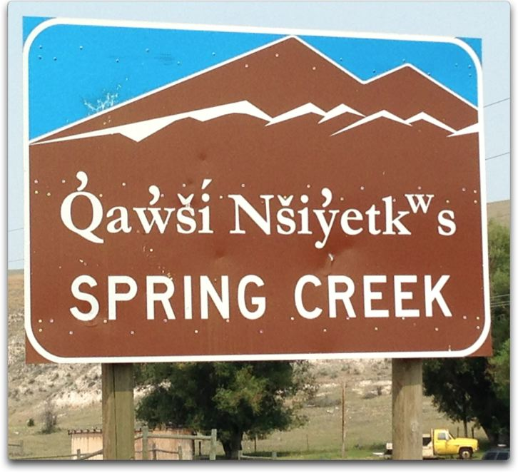 spring creek salish