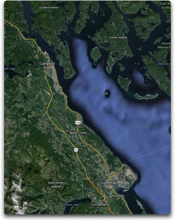 day two map