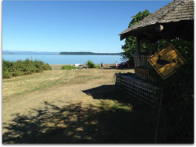 day two worksite w boat in back