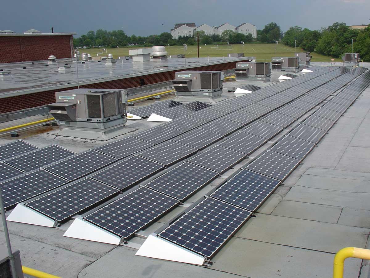 tilting solar panel rack - HD1200×901