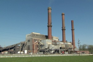"Coal fired power plant in Martinsvill, IN to be closed - replaced by one from ""fracked"" natural gas."