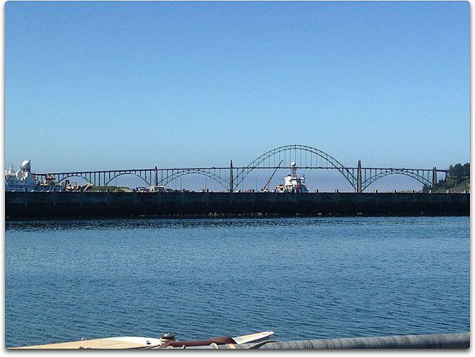 day seven newport bridge II