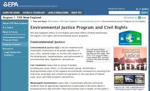 epa-environmental-justice