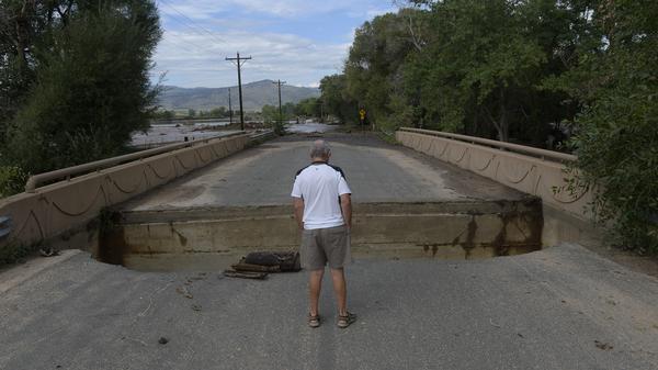 Clorado Flooding