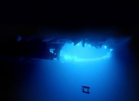 Antarctic-robot