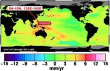 Figure 1 Univ Colorado Sea Level Trends