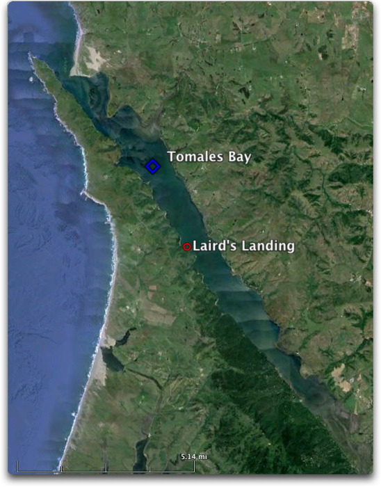 tomales bay lairds landing