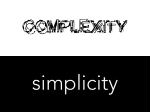 complexity-simplicty