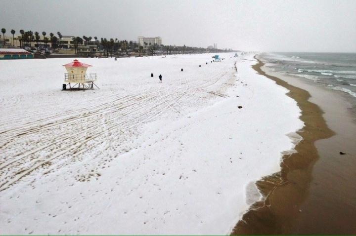 snow-huntington-beach
