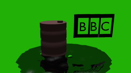 BBC Pension Fund's Big Oil Play