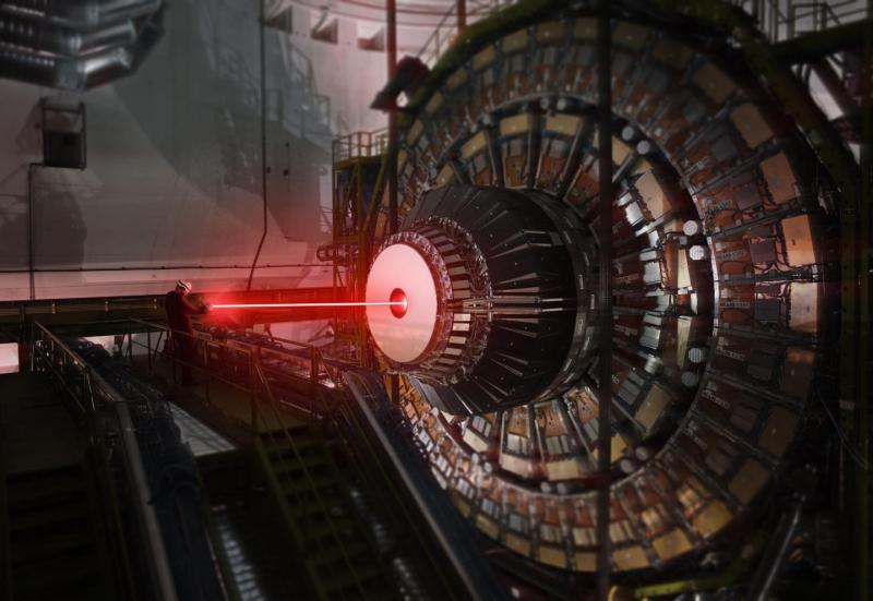 The Force has proven a popular research tool for the CERN beams department (Image: Max Brice and Daniel Dominguez/CERN)