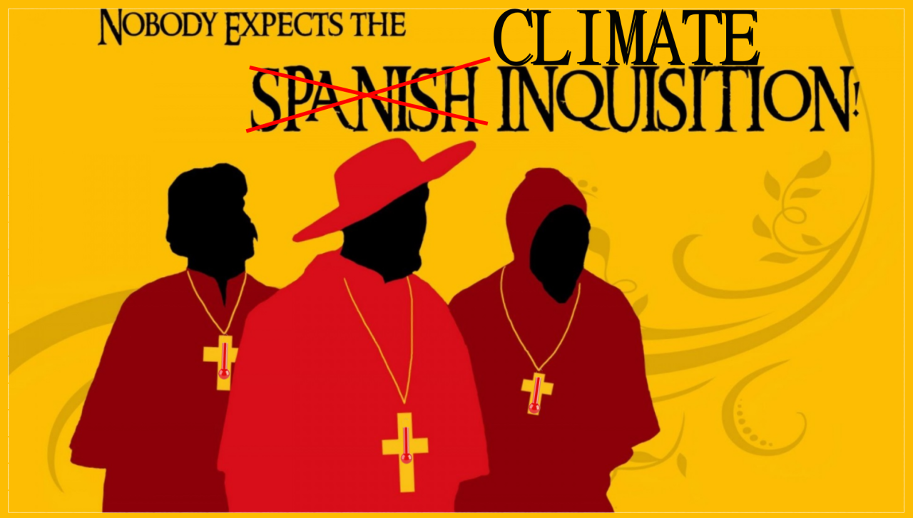 Forgiveness Essays Nobody Expects The Climate Inquisition Watts Up That Climate Inquisition Good Debate Essay Topics also My Mom Essay Spanish Inquisition Essay Nobody Expects The Climate Inquisition  The History Of Computers Essay