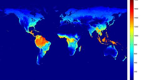 global-evapotranspiration