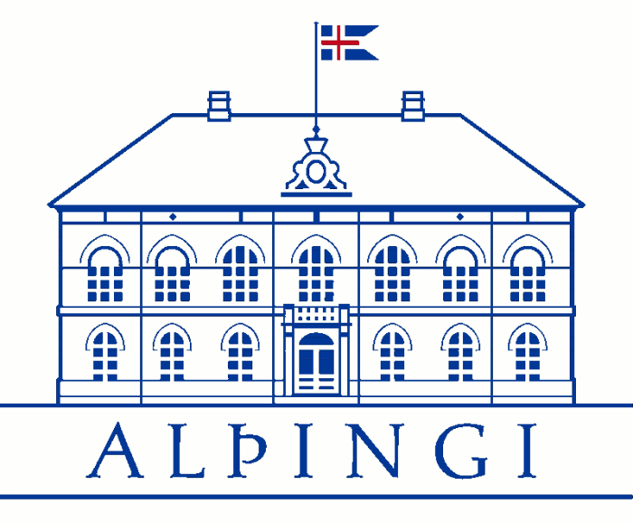 Althingi - Iceland Parliament