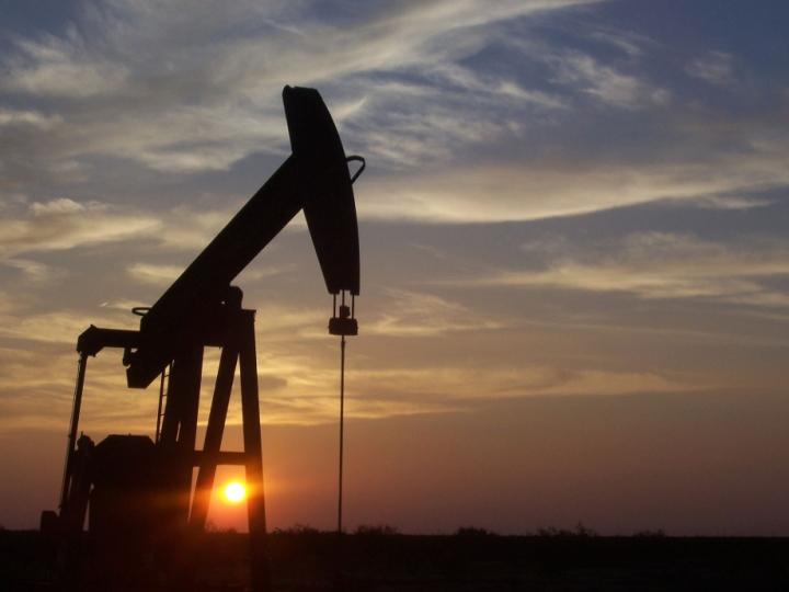 """""""West Texas Pumpjack"""" by Eric Kounce TexasRaiser - Located south of Midland, Texas."""