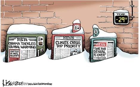 Do you think global warming deniers believe their own lies?