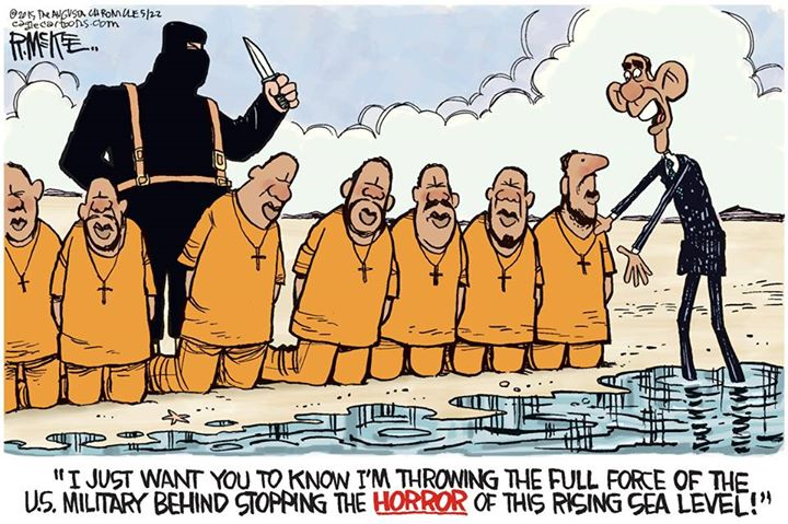 Image result for Islamist cutthroats CARTOON