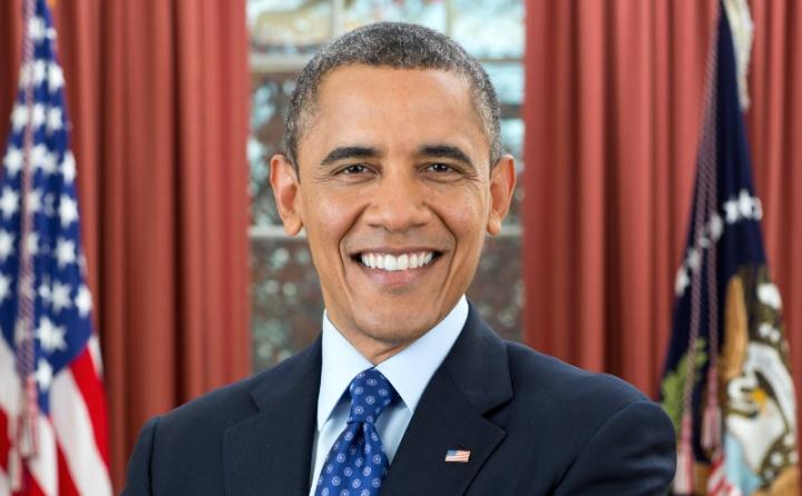 obama head