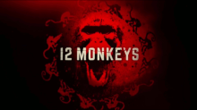 Fair use image, used for identification of the 12 Monkeys series, for identification and critical commentary of the TV series.
