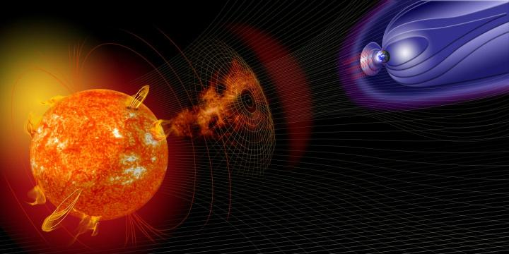 coronal-mass-ejection