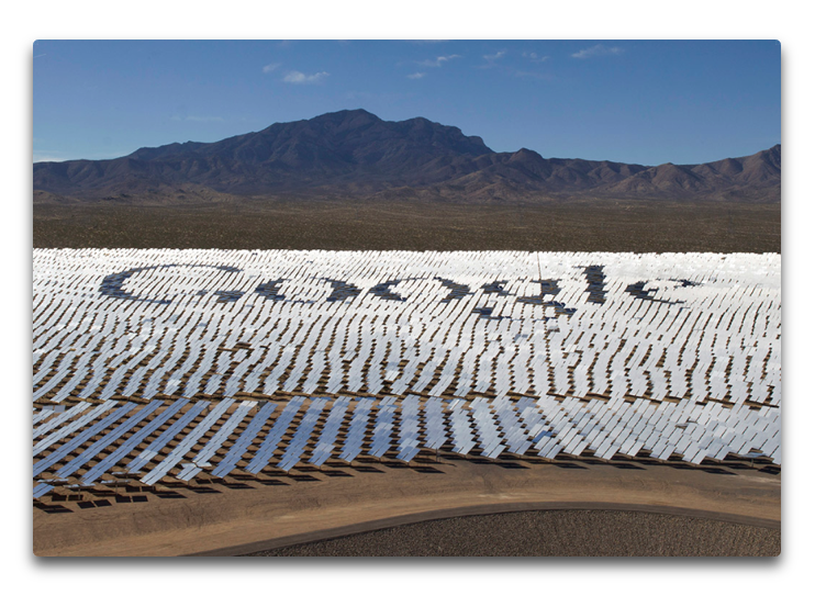 Ivanpah Solar power II