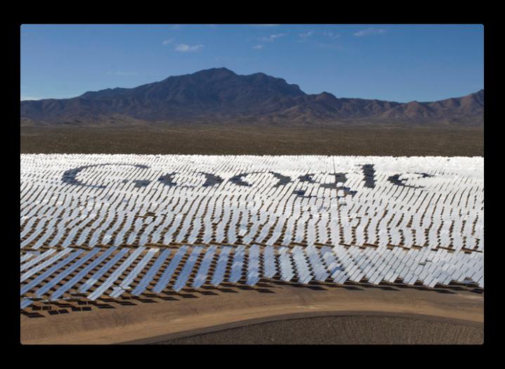 Ivanpah Solar power II