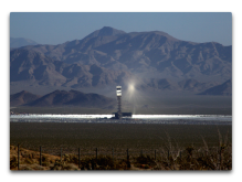 ivanpah solar power plant