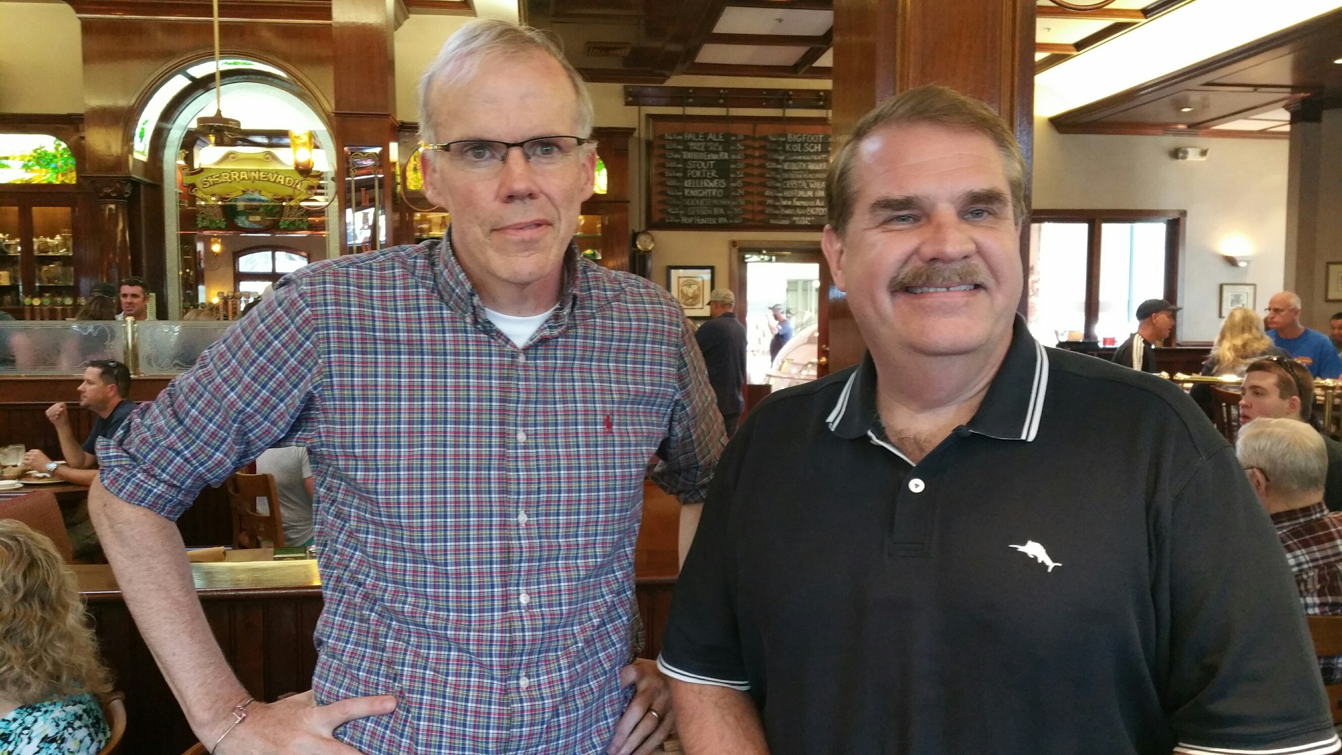 Skeptic Anthony Watts has one-on-one meeting with warmist Bill McKibben