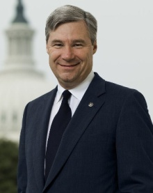 Senator Sheldon Whitehouse, public domain image, source Wikimedia